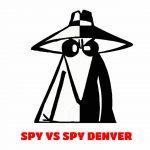 Spy vs spy denver logo